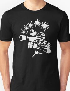 Shooter Mask Unisex T-Shirt