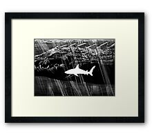 Fathoms Below II Framed Print