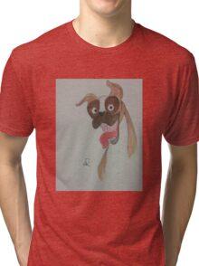 I Heart Boxers Tri-blend T-Shirt