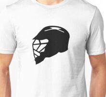 Lacrosse helmet Unisex T-Shirt