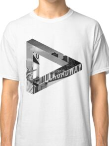 New York Optical Illusion T-Shirt/Vest Classic T-Shirt