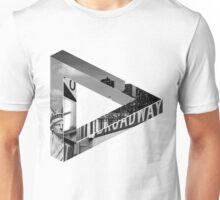 New York Optical Illusion T-Shirt/Vest Unisex T-Shirt