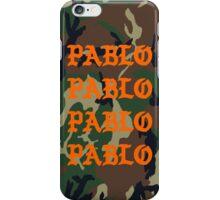 Pablo Camo iPhone Case/Skin