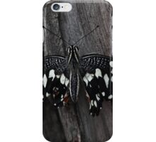 another butterfly  iPhone Case/Skin
