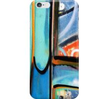 Abtag  - triangle in blue iPhone Case/Skin