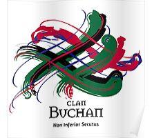 Clan Buchan  Poster