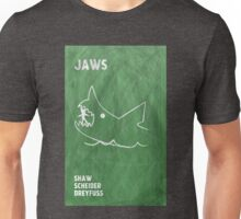 Jaws Movie Poster Design Unisex T-Shirt