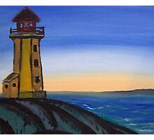 lighthouse design Photographic Print