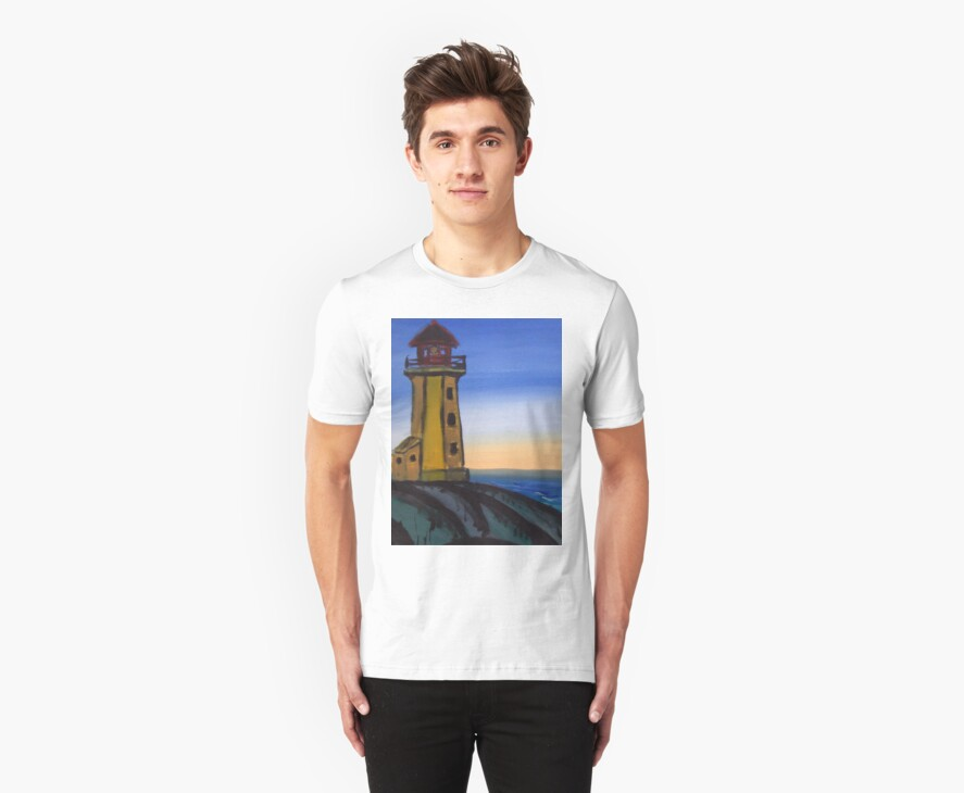 lighthouse design by Brent Fennell