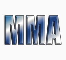 MMA, Mixed, Martial Art, Contest, Combat, Fight, Box, Ju Jitsu, Wrestle, Grapple One Piece - Short Sleeve