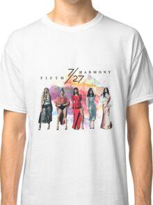 Fifth Harmony 7/27 Splash Classic T-Shirt