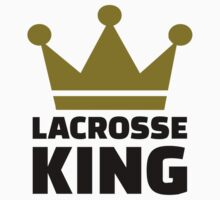 Lacrosse king champion by Designzz