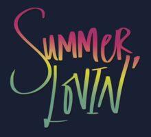 Summer Lovin' Beach Kids Tee