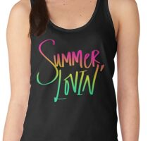 Summer Lovin' Beach Women's Tank Top