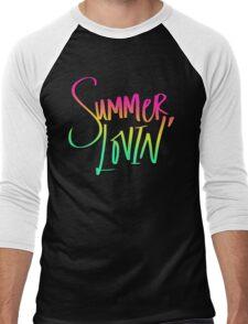 Summer Lovin' Beach Men's Baseball ¾ T-Shirt