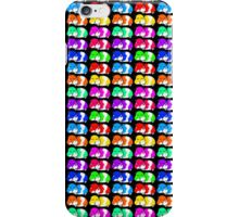 Rainbow hamster iPhone Case/Skin