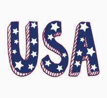 USA Kids Tee