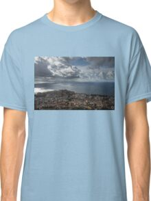 Drama in the Sky of Naples Classic T-Shirt
