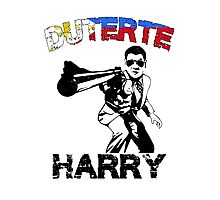 Duterte Harry Photographic Print