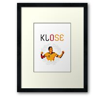 It's Always Too Klose Framed Print