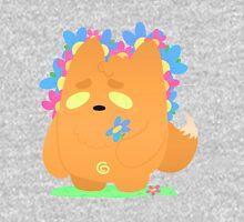 Flower Fox Unisex T-Shirt