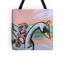 Swanrider Tote Bag