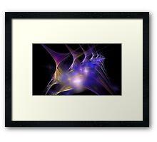 Starman Framed Print