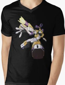 METABEE Mens V-Neck T-Shirt