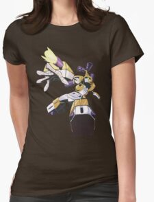 METABEE Womens Fitted T-Shirt