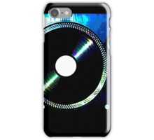 TURNTABLE_ LEFT iPhone Case/Skin