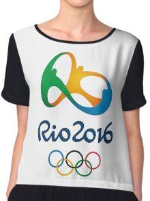 rio olympic 2016 Chiffon Top