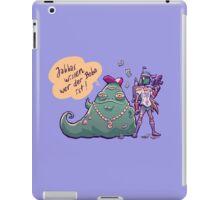 Wissen, wer der... iPad Case/Skin