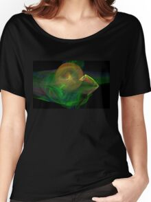 The Parrot By The Harbour Women's Relaxed Fit T-Shirt