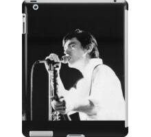 Chris Spedding, 1978 iPad Case/Skin
