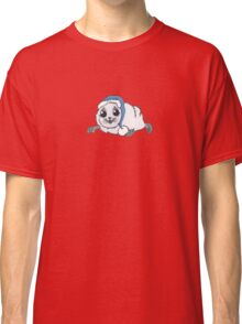 Winter Harp Seal Pup Classic T-Shirt