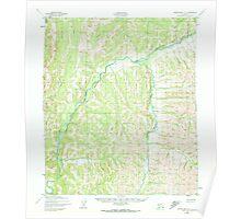 USGS TOPO Map Alaska AK Norton Bay C-3 358103 1950 63360 Poster
