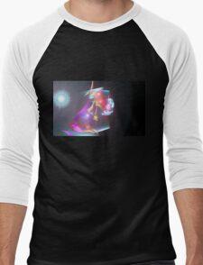 Torn Canvas Men's Baseball ¾ T-Shirt