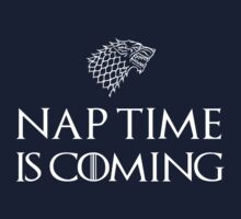 Nap Time is Coming One Piece - Long Sleeve