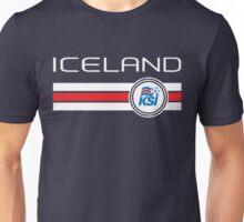 Iceland football Unisex T-Shirt