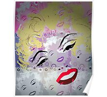 Marilyn Pop Art Poster