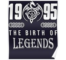 1995 the birth of legends Poster
