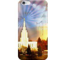 Idaho Falls - I Am With You iPhone Case/Skin