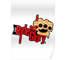 Ride to Glory Poster