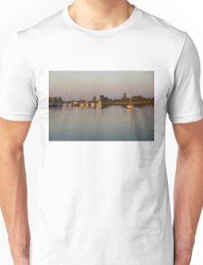 Lazy Summer Afternoon Sail Unisex T-Shirt