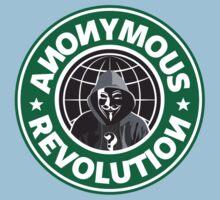 Anonymous Revolution 2014 Kids Clothes