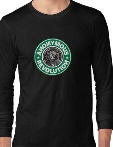 Anonymous Revolution 2014 Long Sleeve T-Shirt