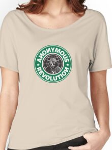 Anonymous Revolution 2014 Women's Relaxed Fit T-Shirt
