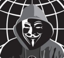 Anonymous Revolution 2014 Sticker