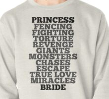 The Princess Bride Pullover