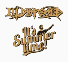 Illdisposed It's Summer time One Piece - Long Sleeve